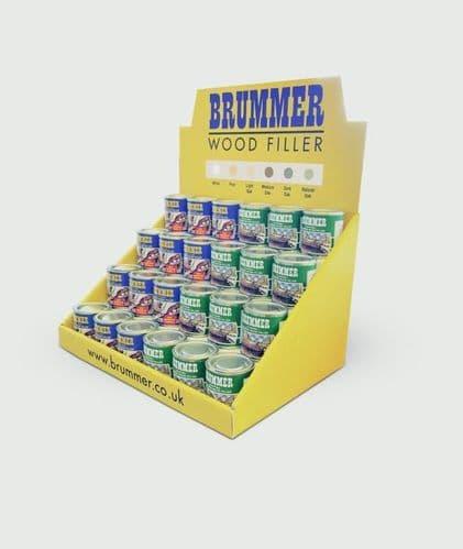 Brummer Counter Display - x 24
